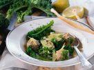 Kohlsuppe mit Fleischbällchen Rezept
