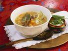 Kohlsuppe mit Sauerampfer auf russische Art Rezept