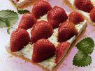 Kokos-Erdbeer-Kuchen Rezept