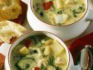Kokos-Fischsuppe Rezept