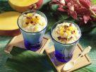 Kokos-Mango-Quark Rezept