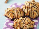 Kokosmakronen mit Schokoboden Rezept