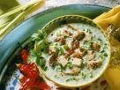 Kokossuppe mit Tofu Rezept