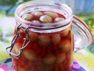 Kompott aus Stachel- und Johannisbeeren Rezept
