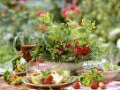 Kopfsalat mit Früchten Rezept