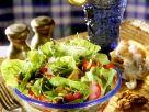 Kopfsalat mit Radieschen Rezept