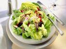 Kopfsalat mit Sahne-Dressing Rezept
