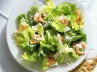 Kopfsalat mit Shrimps Rezept