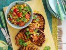 Koteletts mit Mais Rezept