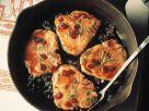 Koteletts mit Preiselbeeren Rezept