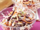 Krautsalat auf californische Art Rezept