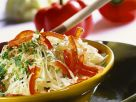 Krautsalat mit Paprika Rezept