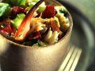 Krebsfleisch-Gemüsesalat Rezept