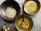 Kürbis-Ingwer-Suppe Rezept