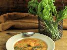 Kürbissuppe mit Grünkohl Rezept