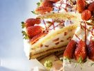 Kuppelkuchen mit Erdbeeren Rezept