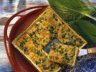 Lachs-Frühlingszwiebelkuchen Rezept