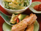 Lachs mit Kartoffelsalat Rezept
