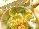 Lachs-Nudelröllchen Rezept