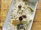 Lachsforelle mit Salz überkrustet Rezept