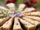 Lachstarte auf schwedische Art Rezept
