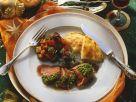 Lamm mit Gemüse und Gratin Rezept