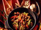 Lammcurry mit Paprika Rezept