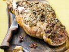 Lammkeule mit Kräuterkruste Rezept