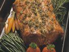 Lammrücken mit Salbei und Wermut Rezept
