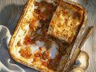 Vegetarische Lasagne mit Pilzen Rezept