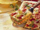 Lasagne mit Spinat und Hackfleisch Rezept