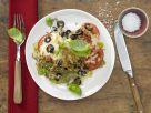 Lauch-Tomaten-Gratin Rezept