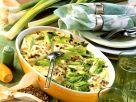 Lauchgratin mit Sonnenblumenkernen Rezept