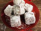 Lebkuchenwürfel mit Kokos Rezept