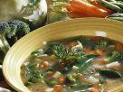 Leckere Gemüsesuppe aus Sommergemüse Rezept