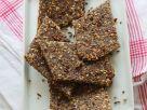 Leinsamen-Brot mit Parmesan Rezept