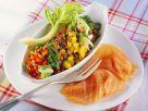 Linsen-Gemüsesalat Rezept