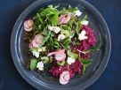 Linsen-Graupen-Salat Rezept