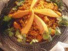 Linsen mit Papaya Rezept