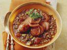 Linsen-Salsiccia-Topf Rezept