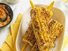 Maiskolben vom Grill mit Chilibutter Rezept
