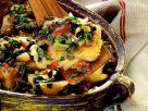 Mallorquinischer Stockfisch mit Mangold Rezept
