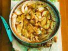 Mandel-Apfelkuchen mit Streuseln Rezept