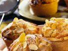 Mandelmuffins mit Aprikosenkonfitüre Rezept