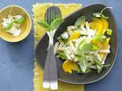 Mango-Lauch-Pasta Rezept