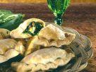 Mangold-Teigtaschen Rezept