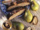 Maroni-Birnenbrote Rezept
