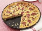 Maroni-Feigen-Quiche mit Käse Rezept