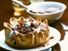 Maroni-Törtchen mit Schokolade Rezept