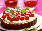 Mascarpone-Kirschkuchen Rezept